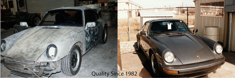 A Tradition of Quality at Harold's Body Repair